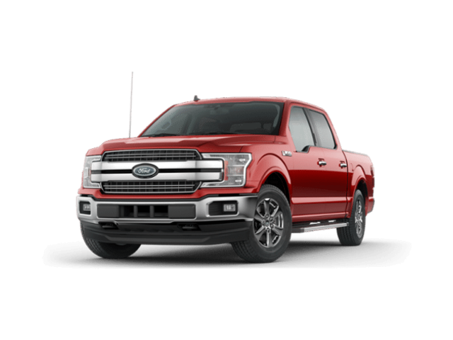 2019 Ford F-150 Supercrew 4WD Lariat Truck